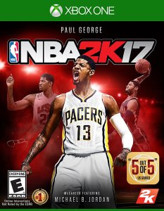 NBA 2K17 Standard Edition - Xbox One